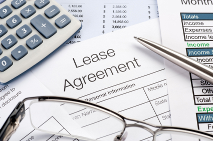 Lease Agreement With Guarantors as Co-Signors